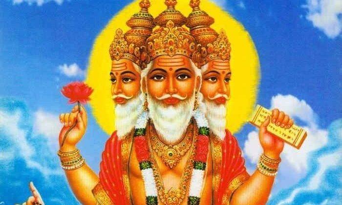 श्री ब्रह्मा चालीसा ( shree brahma chalisa )