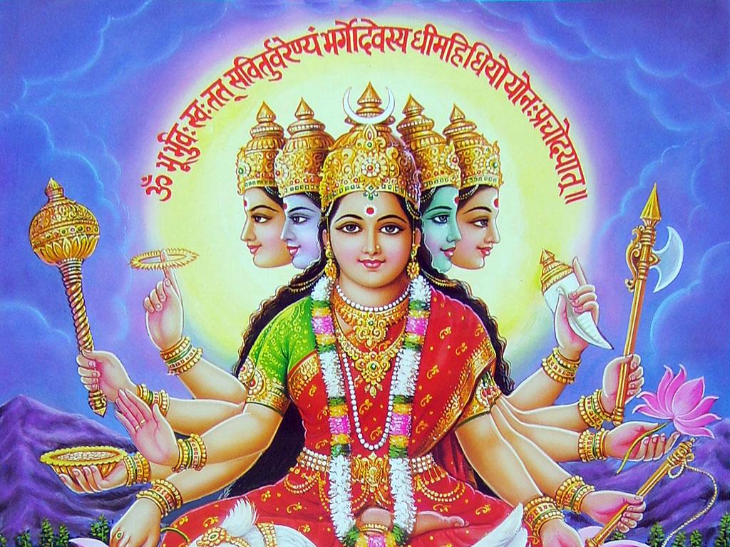 गायत्री माता की आरती ( gayatrimata ki aarti )